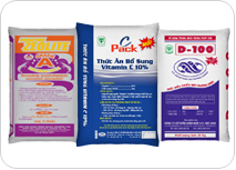 PP bags with MCPP coupled tining membrane